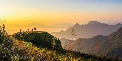 Hiking, trekking or just a walk?