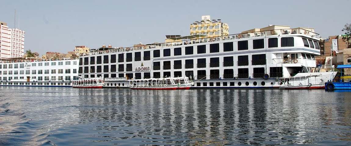 aswan cruise