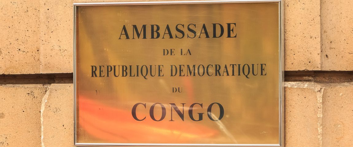 embassy of dr congo