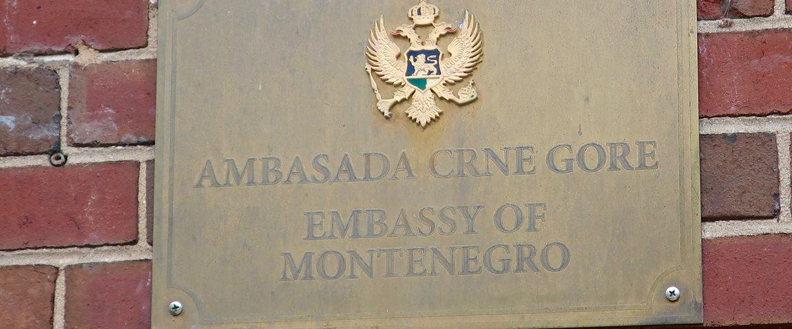 embassy of montenegro