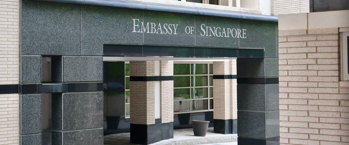 embassy of singapore