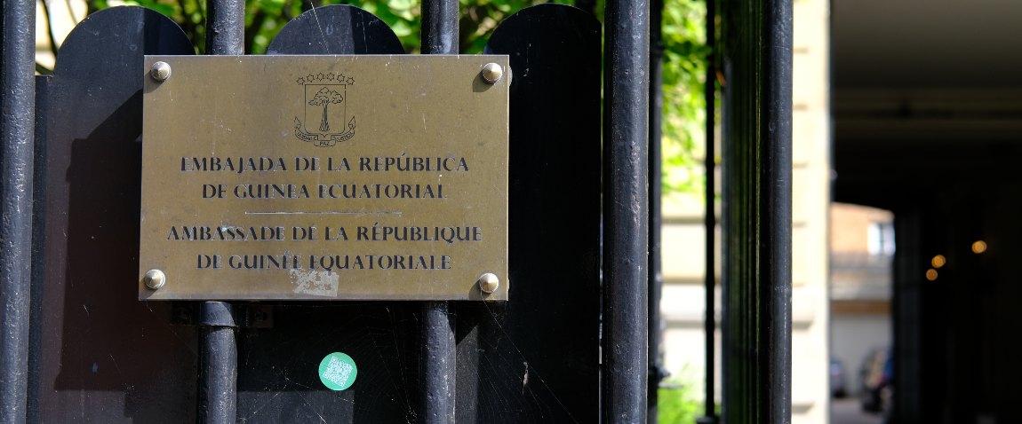 embassy of equatorial guinea
