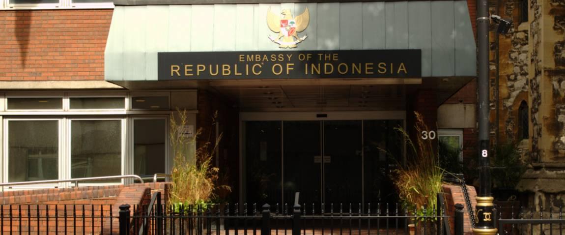 embassy of indonesia