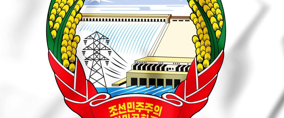 north korea emblem