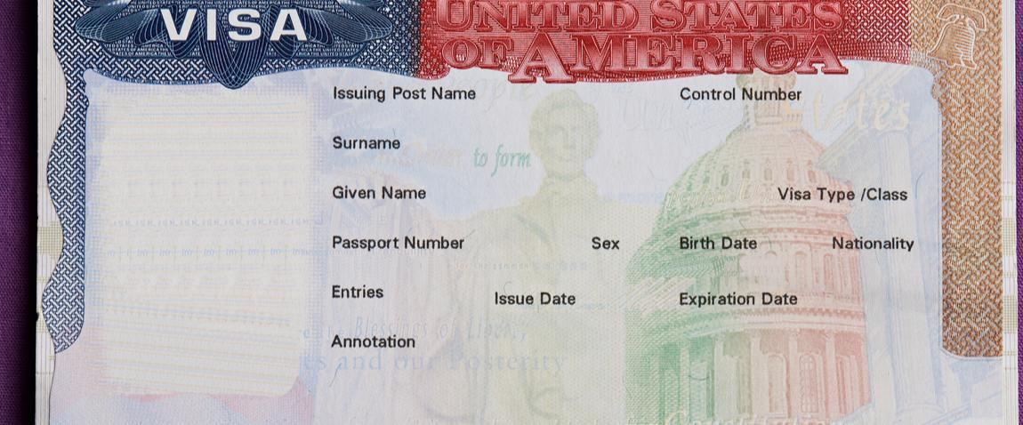 empty visa
