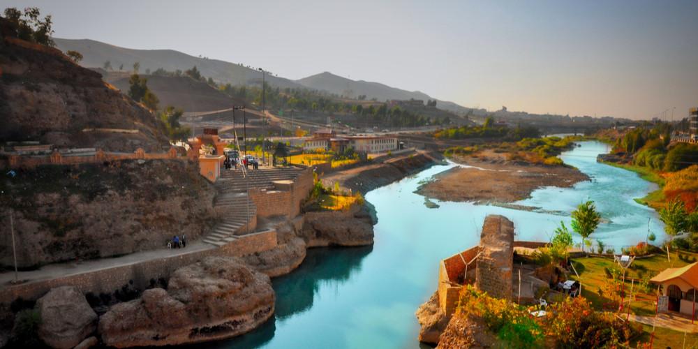 The beauty of nature in Kurdistan Zakho, northern Iraq