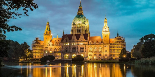 12 Instagrammable places in Hannover