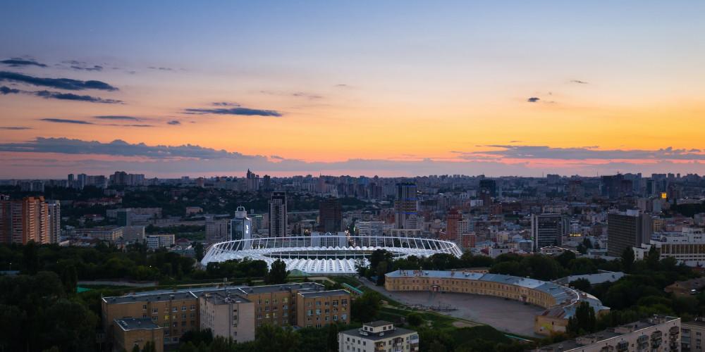Olympic Stadium, Kyiv