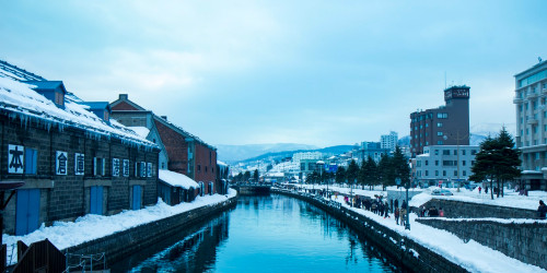 12 Instagrammable places in Otaru