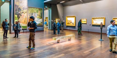 10 famous art galleries in Paris