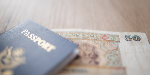 What are the conditions of Myanmar visa?