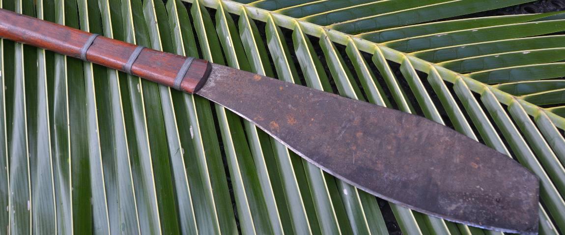 fijian machete