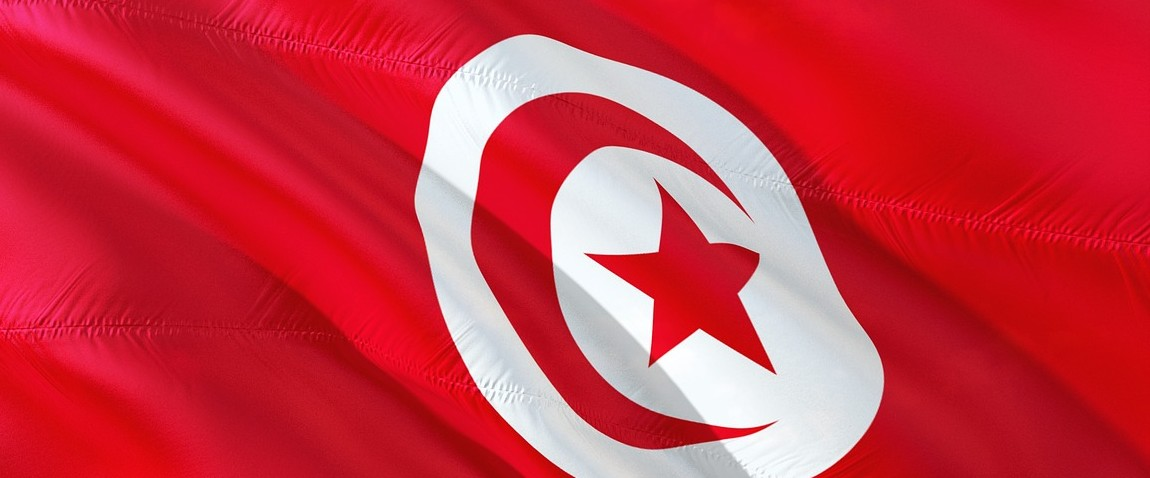 flag of tunisia