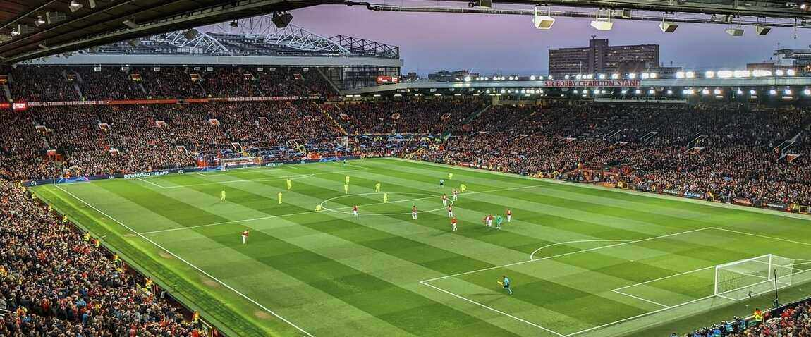 football stadium full of people