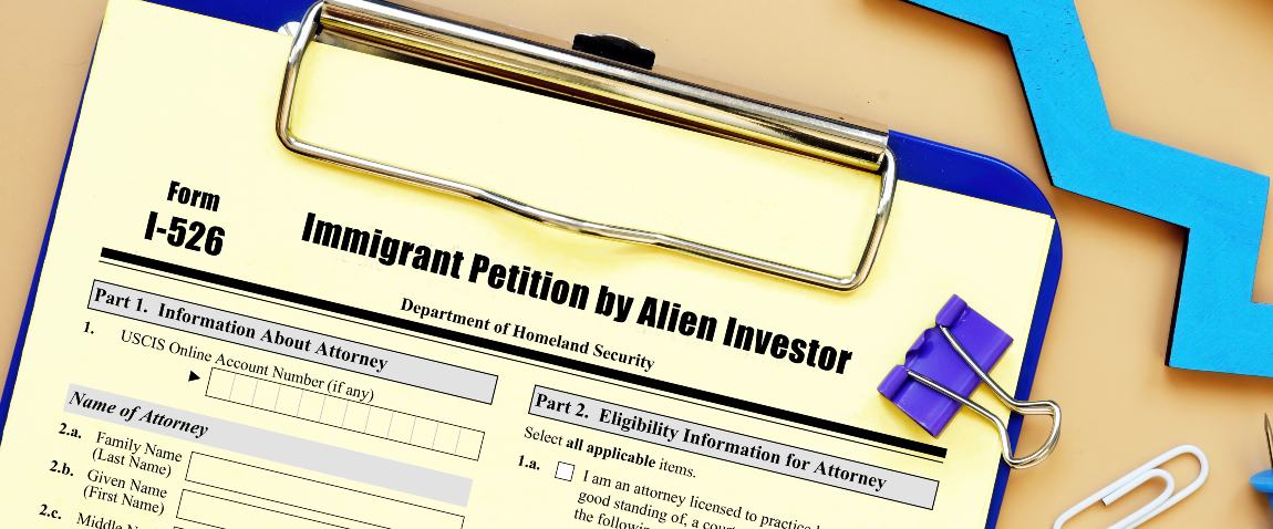 form immigrant petition