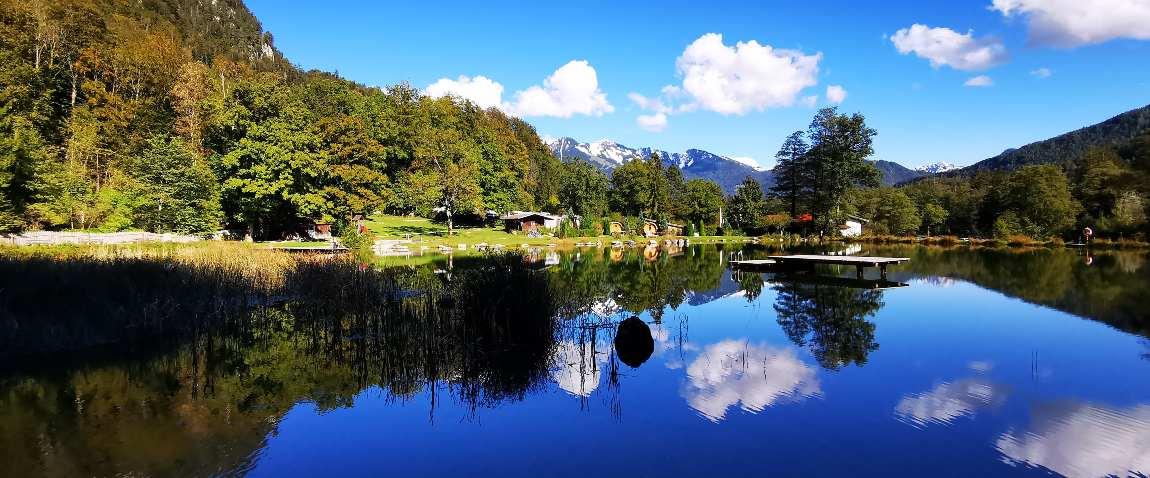 gazivode lake