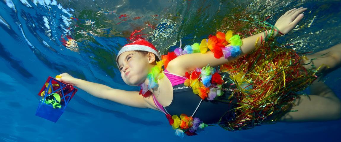 underwater carnival