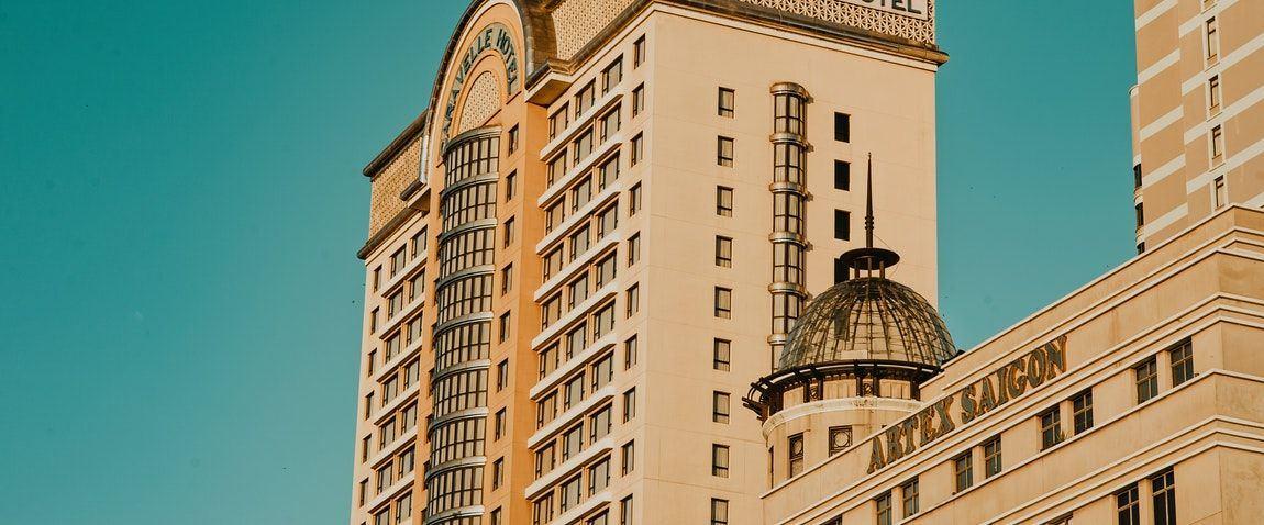 saint martin hotel