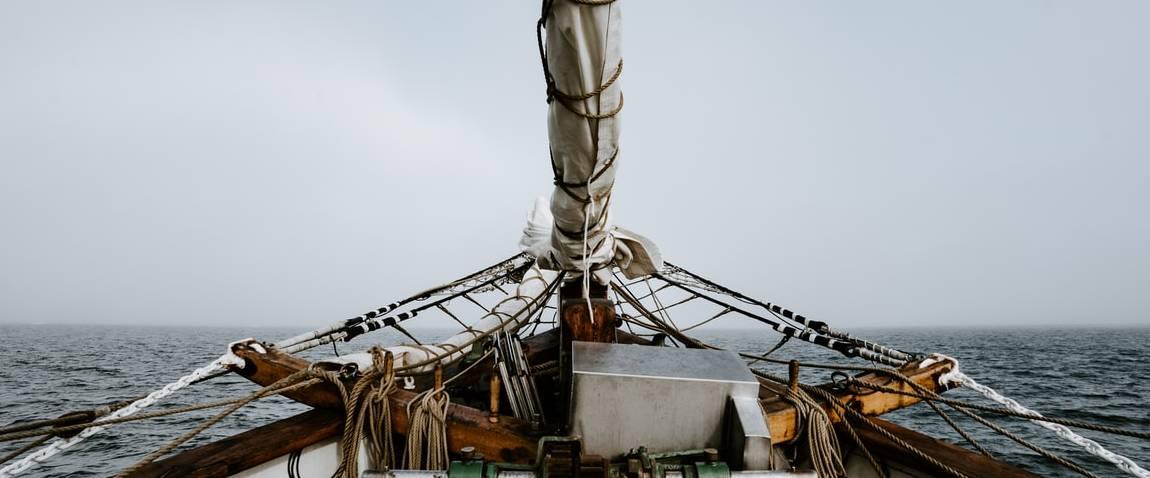 historic wooden ship