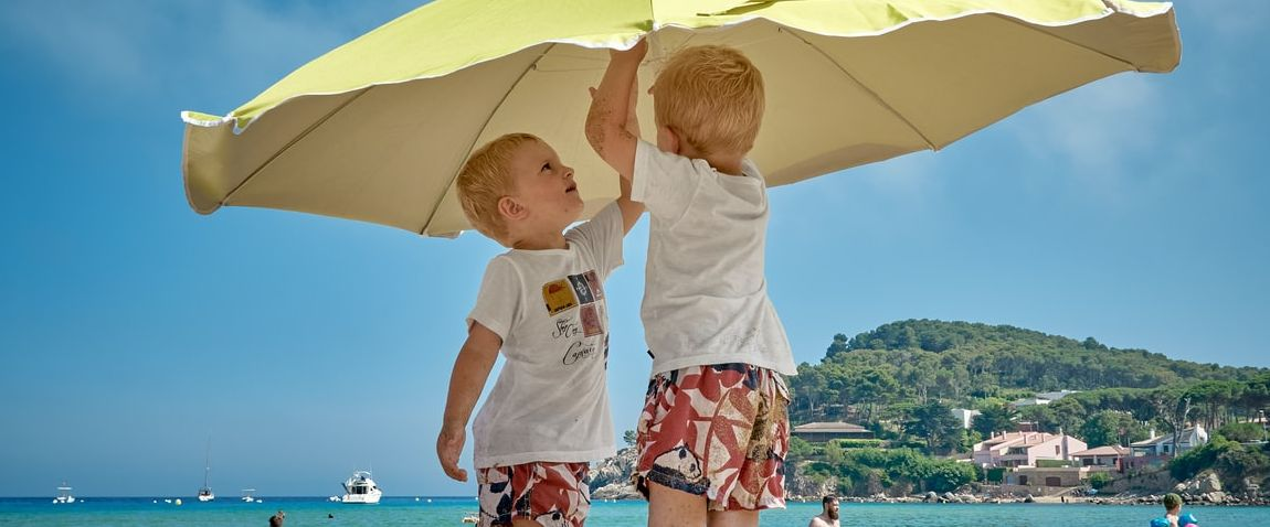 holiday with children