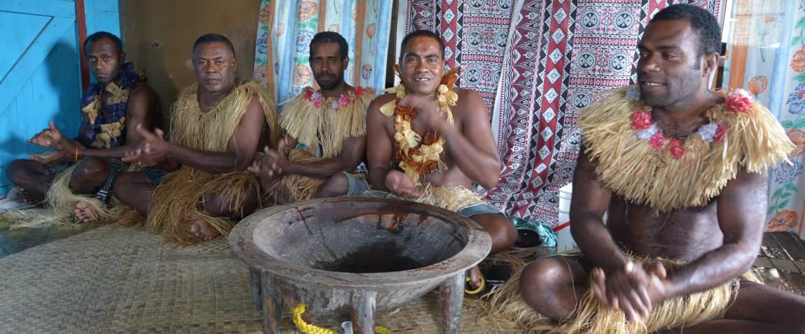indigenous fijians men