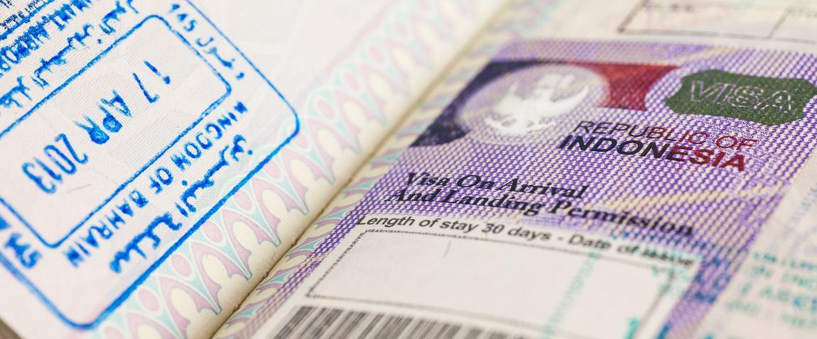 indonezia pasport viza