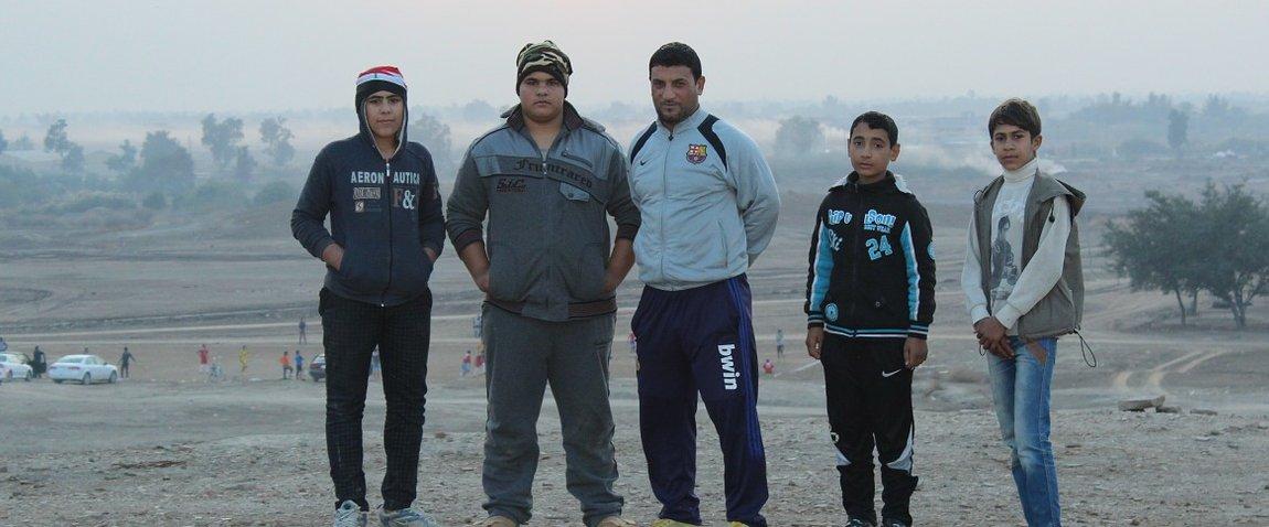 iraq boys
