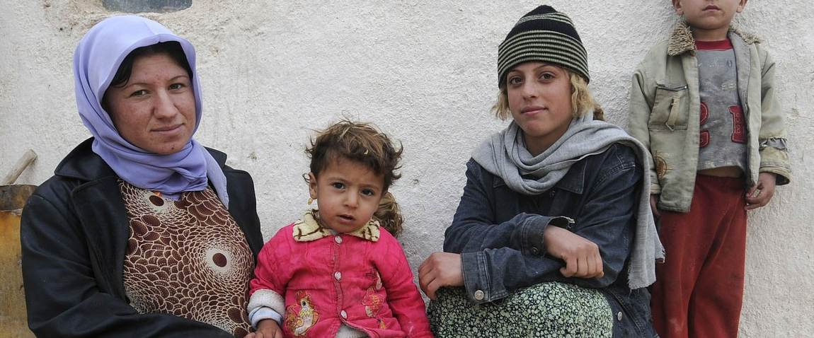 iraqi family