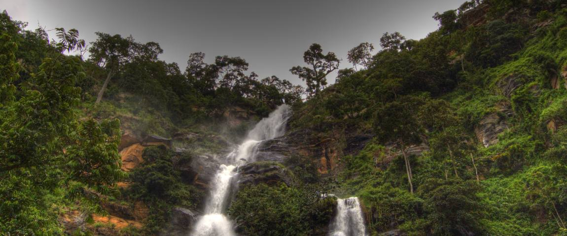 kpalime waterfall