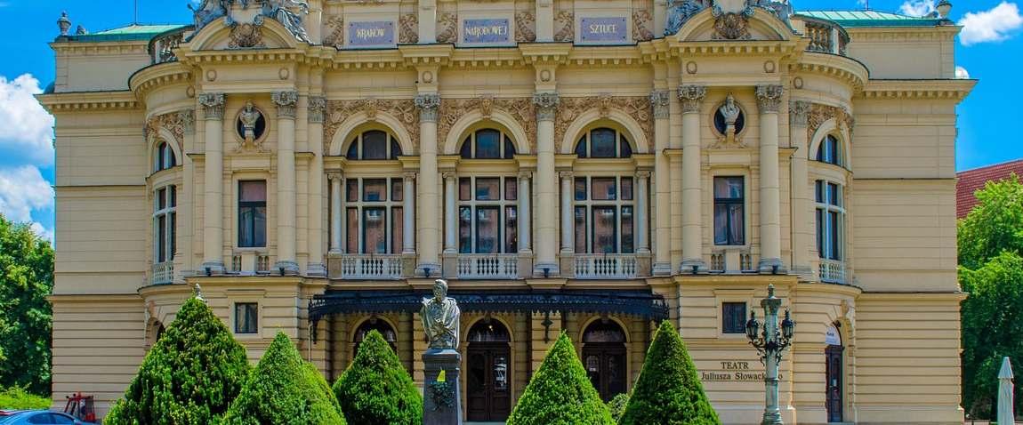 krakow theatre