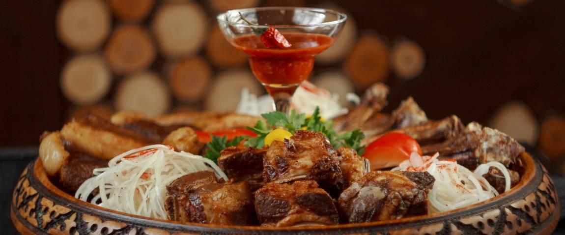 kyrgyzstan national cuisine