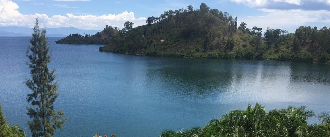 lake in burundi