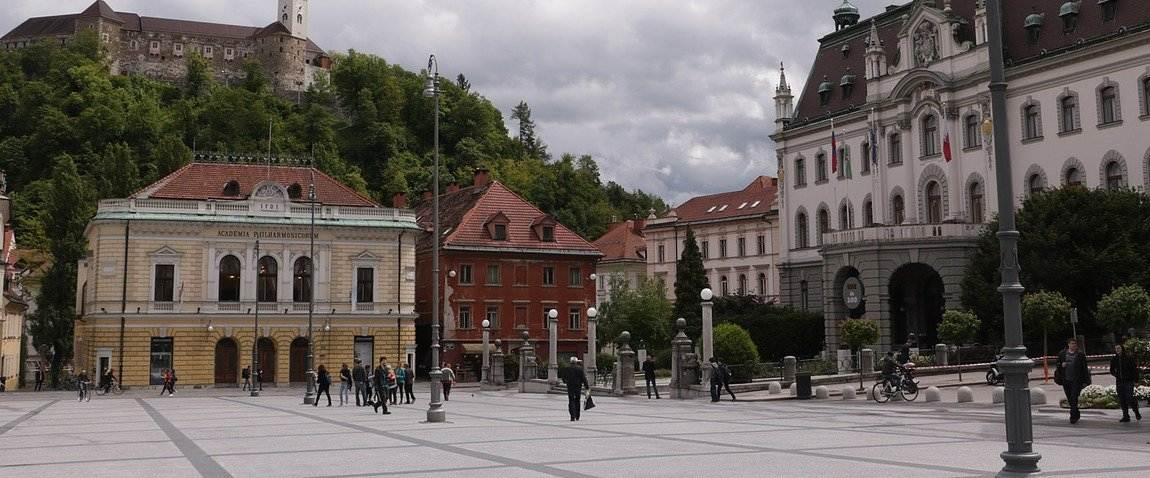 slovenian capital city