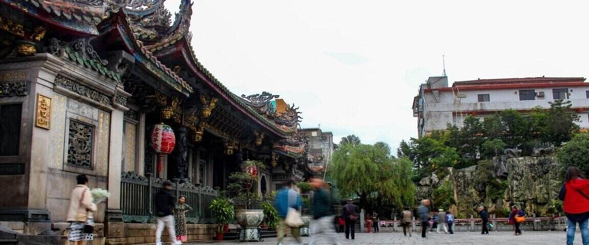lonshan temple