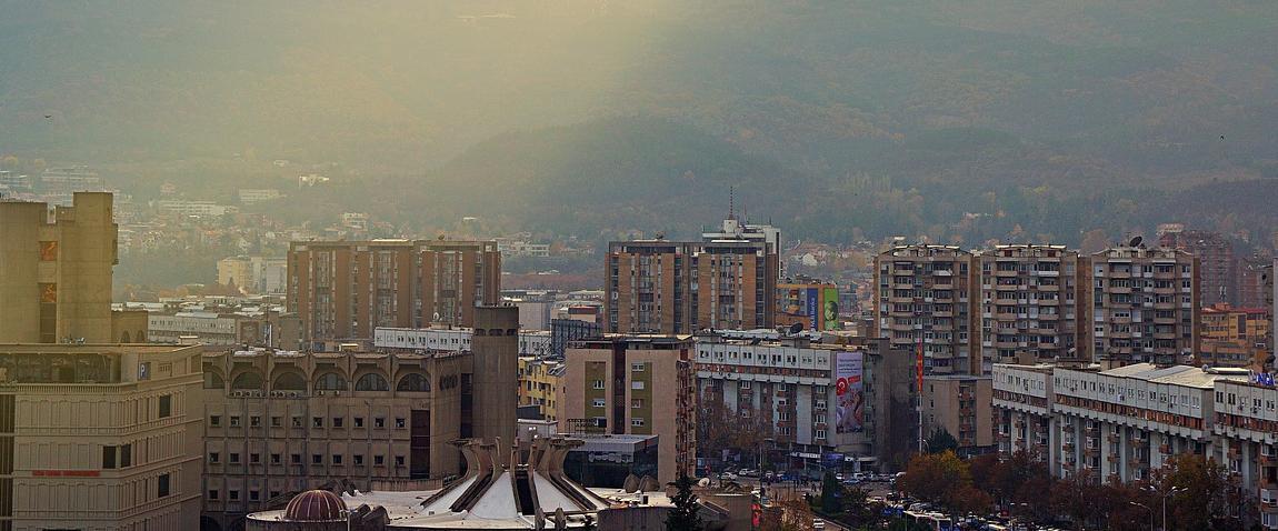 capital of north macedonia