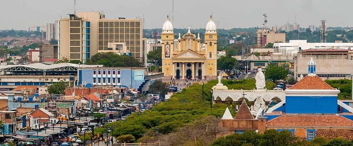 marakaybo urban venesuela gorod