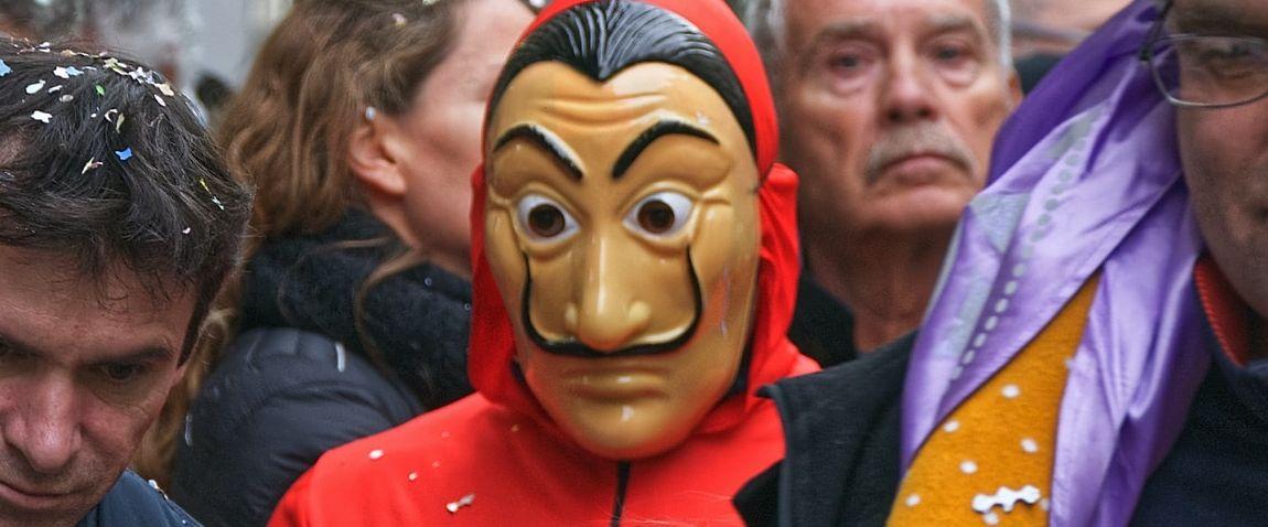 Maska Dali