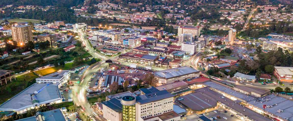 mbabane downtown