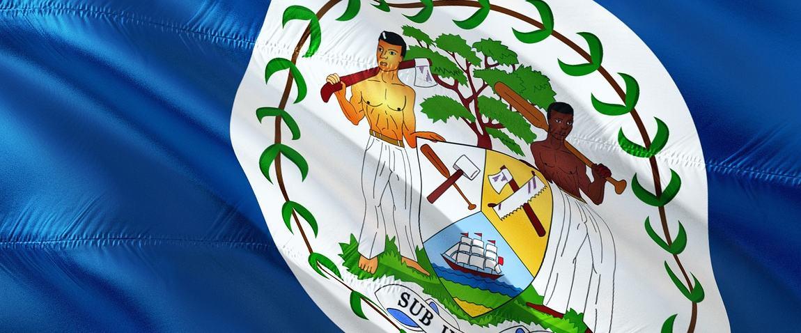 mejdunarodniy flag beliz
