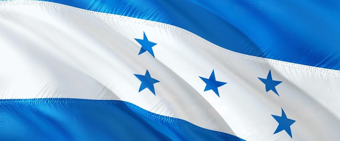 mejdunarodniy flag gondurasa