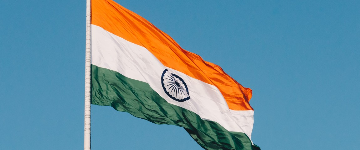 mejdunarodniy flag indiyi