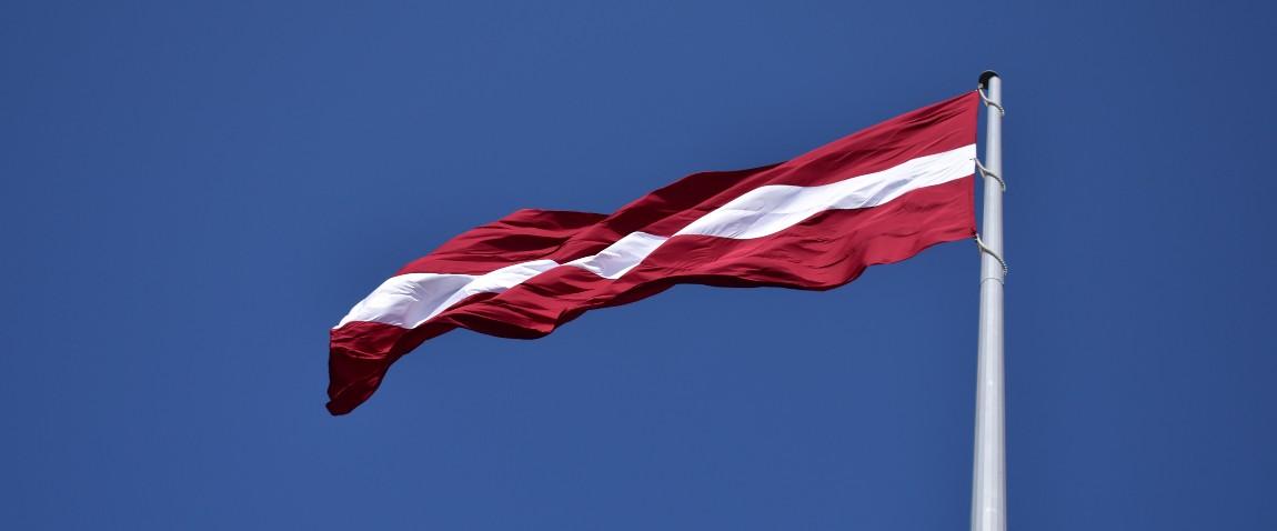 mejdunarodniy flag latviyi
