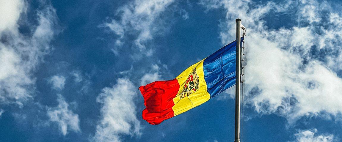 mejdunarodniy flag moldovi