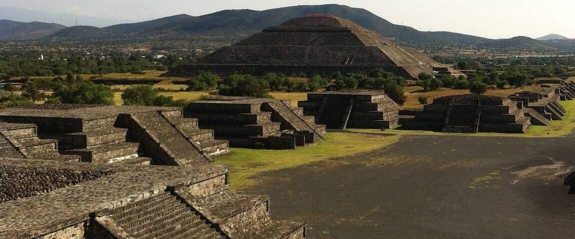 meksika piramidi
