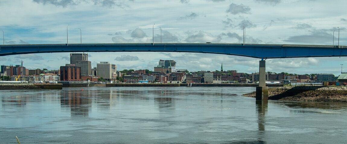 most na reke