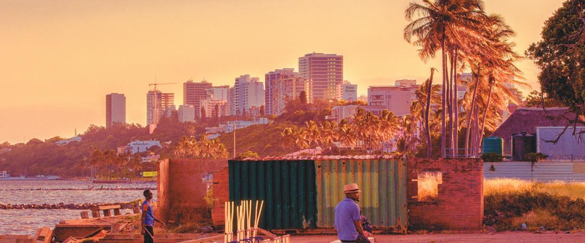 capital of mozambique