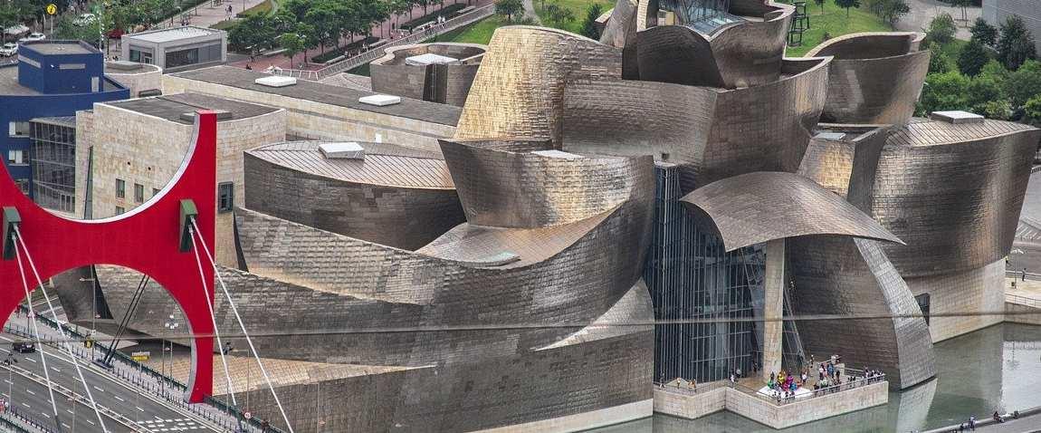 museum architecture art facade