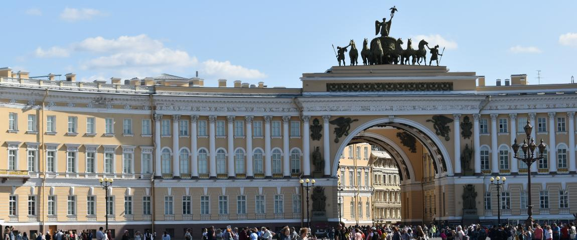 building in russia