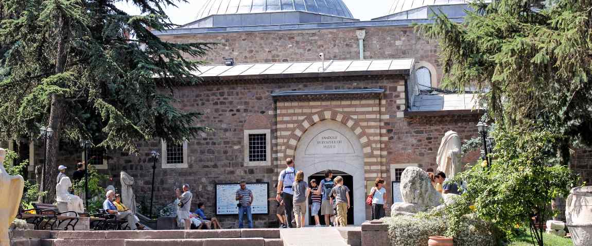 museum of anatolian