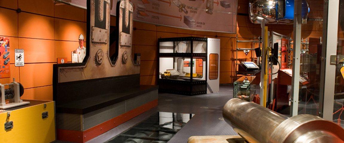 museum of steel